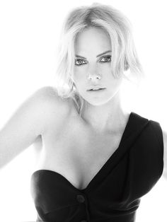 Charlize Theron #celebrities