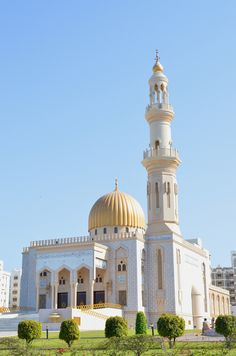 Al-Zawawi Mosque, Al Khuwair, Muscat, Oman