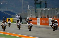 Red Bull MotoGP Rookies Cup  – Trautmann Wins Aragon 1 as Alt Takes 3rd and the Cup