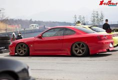 TE37s S15 Silvia Nissan S15, Nissan 240sx, Silvia S15, Good Looking Cars, Nissan Infiniti, Nissan Silvia, Japan Cars, Car Manufacturers, Hot Cars
