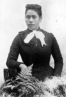 This is an oldun' but a goodun' - Meri Te Tai Mangakāhia, photographed here in 1890, was a member of the Kotahitanga movement, the Māori parliament. In 1892 she addressed the parliament, the first woman to do so, and argued that women should have the right to vote at the Kotahitanga.  This is a great example of something Moana's character would do and I appreciate the reserved outfit she is wearing here.  She perhaps needs something a little more, wild.