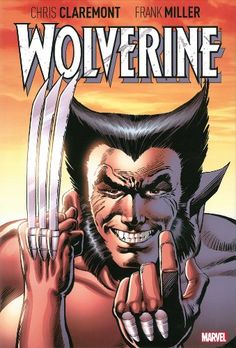 Chris Claremont & Frank Miller have their famous run with Wolverine in Japan in this series.