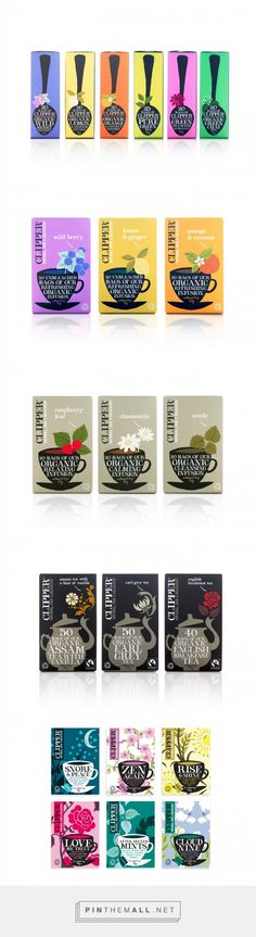 Clipper Tea « big fish® – branding, design + marketing consultants - created via http://pinthemall.net