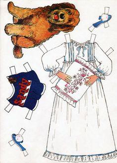 Annie's Clothes