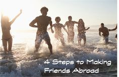 Four Steps to Making Friends on Student Group Travel