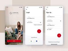 Best APP Design Inspiration of Month in 2019 Best App Design, App Ui Design, Mobile App Design, Login Page Design, Dashboard Design, Ux Design Principles, Education Website Templates, App Login, App Design Inspiration