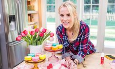 Personalized Valentine's Day Cheesecakes with Jessie Jane -  Includes video & written instructions.
