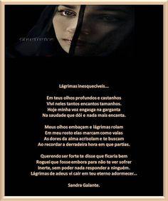Lágrimas inesquecíveis ...Poesia inspirada em: Linguagem da Lágrima por Eri Paiva. - Encontro de Poetas e Amigos