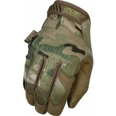 Mechanix gloves now come in Multicam
