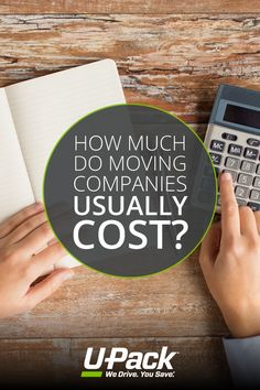 Compare different moving company prices by looking at the cost for full-service movers, the cost for DIY moving services and more. Moving Costs, Moving Tips, Moving Companies, Budgeting, Moving Hacks, Budget Organization