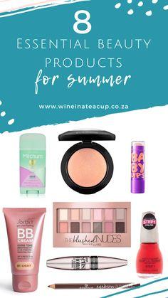 8 Summer beauty essentials #beauty #budgetbeauty #summerbeauty #summermakeup #mommakeup