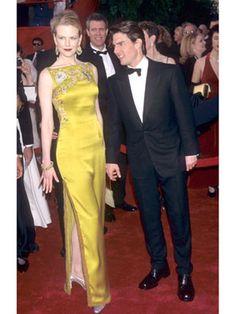 The Best Oscar Dresses of All Time: Nicole Kidman, 1997, Dior