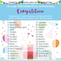Doodlewithus competition