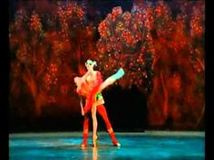 The Firebird Royal Ballet 2001,   Part 2/6,  Choreography by Mikhail Fokine,   Music composed by Igor Stravinsky.  Premiere in 1910