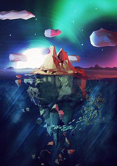 3-D Illustration: Space, Color & Texture - Skillshare