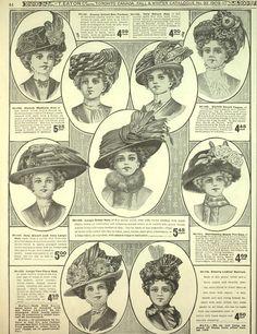 Eaton's Fall and Winter Catalogue 1909-10