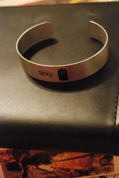 Doctor Who - Sexy Bracelet