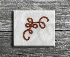 Hey, I found this really awesome Etsy listing at https://www.etsy.com/listing/177241253/western-rope-swirl-embroidery