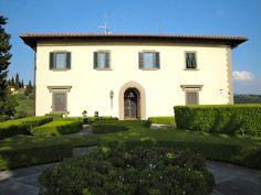 Pietro Porcinai - Works - Garden Villa Il Roseto