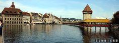 Cumbicão: Dicas da Suíça (XII) - Lucerna: praticamente um (excelente) resumo da Suíça