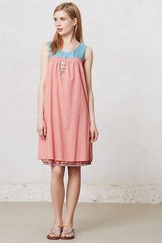 Three Layered Dress #anthropologie