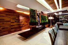 Modern apartment by Craft Arquitectos