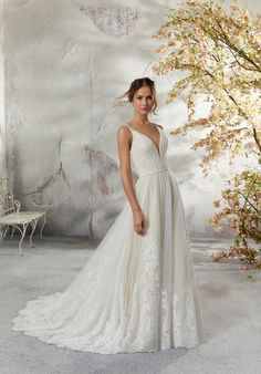 Morilee, the leading brand of Elegant Wedding & Prom Dresses, Bridal Gowns & Bridesmaid brings you gorgeous collections of Designer & Wedding Dresses. Mori Lee Wedding Dress, Bridal Wedding Dresses, Designer Wedding Dresses, Bridesmaid Dresses, Luxury Wedding Dress, Dream Wedding, Wedding Dreams, Rustic Boho Wedding, Allure Bridal