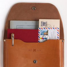 A sturdy, handmade folio from Idaho's storied case-maker