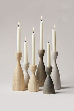 Farmhouse Pottery Pantry Candlestick Set – Made Trade Farmhouse Pottery, Farmhouse Decor, Modern Farmhouse, Cottage Farmhouse, White Farmhouse, French Farmhouse, Country Decor, Home Decor Accessories, Decorative Accessories
