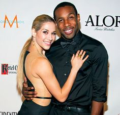 """So You Think You Can Dance costars Stephen """"Twitch"""" Boss and Allison H marry.  Love them individually, and as a couple!"""