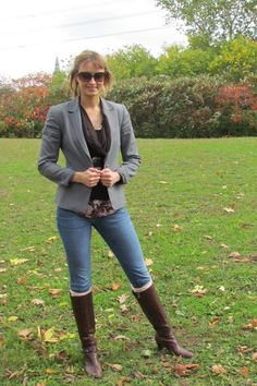 a second glance.: Fall layers