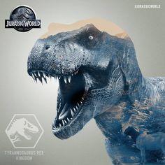 T-Rex | Jurassic World