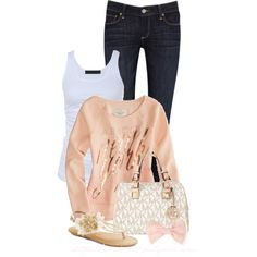 American Eagle Sweater, created by alexis1407 on Polyvore