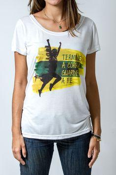 Camiseta - Corrida