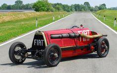 1924 Fiat Mefistofele