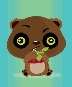 Beary Hungry