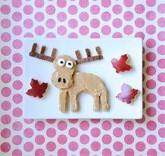 Easy Snack Idea: Canada Day Moose | CBC Parents