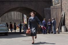 Charlotte Ritchie in Call the Midwife series 4