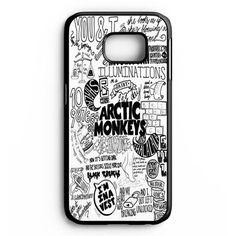 Arctic Monkeys City Samsung Galaxy S6 Edge Plus Case