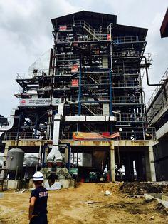 PLTU Tembilahan 2X7 MW #1