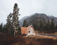 "natura-e: ""andrewtkearns: "" Tucked in the hills. "" - Nature blog ^^ """