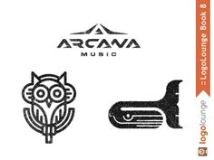 Logo Designs selected for Logolounge 8 by Gert van Duinen