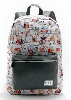 Рюкзак городской женский, рюкзак молодежный Pika