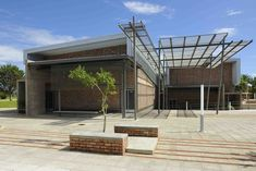 New Classrooms for University of Namibia