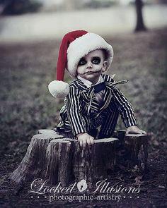 jack skellington for halloween. @offbeat mama