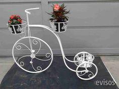 Hermosa Bicicleta-tricilo Portamatera En Hierro Forjado Bogota Forja Y Bronces Galería se especializa en la fabricación d .. http://bogota-city.evisos.com.co/hermosa-bicicleta-tricilo-portamatera-en-hierro-forjado-bogota-id-438133