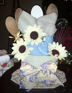 Wedding Shower gift for my friend Cassidy!