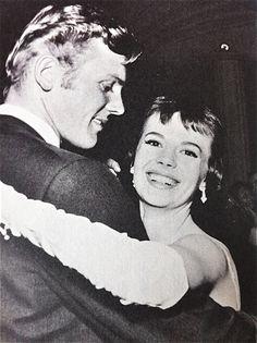 Natalie Wood and Tab Hunter