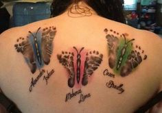Tattoos for Babies | 25 Pretty Tattoos for Women-6 | All New Hairstyles