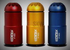 New Zoxna 40mm Gas Grenade Shells